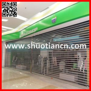 Elegant Electric Crystal Rolling up Door (st-003) pictures & photos