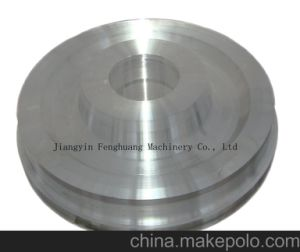 Carbon Steel Forging Crane Wheel pictures & photos