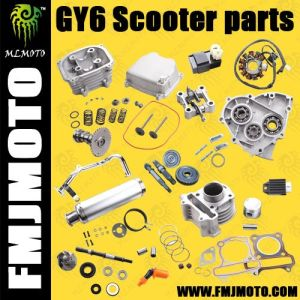 China Gy6 Scooter Parts, High Performance Parts for Scooter Parts