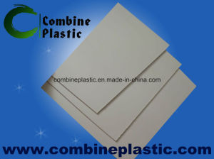 5mm Rigid PVC Sheet-Lightweight PVC Foam Sheet pictures & photos