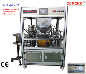 Cosmetic Equipment-Eye Brow Pen Automatic Assembly and Filling Machinery pictures & photos
