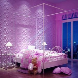Royal Ceiling Wallpaper Design Natural Fiber Wallpaper in China