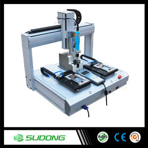 China Desktop Small 3 Axis Robot For Tigtening Screw China Screw