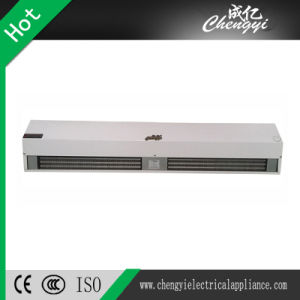 China Electrical Heated Centrifugal Air Curtain For Door Air