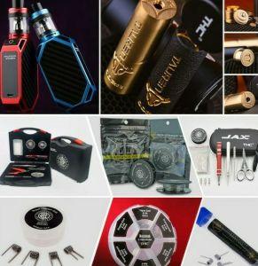 China Newest Vape Mods Thc 510 Thread Battery Thunder Storm