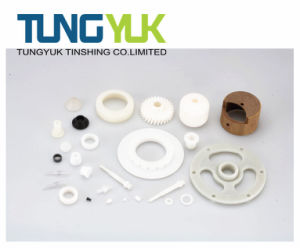 2017 CNC Turning Machining Parts for Plastic Parts pictures & photos
