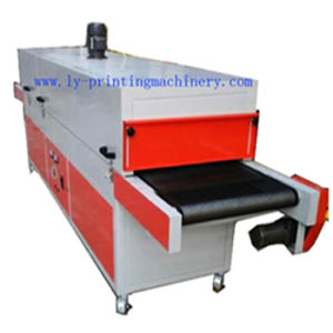 IR Tunnel Dryer for Silk Screen Printing IR Hot Drying Machine for T-Shirt