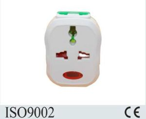 CE Approved Factory Good Price Europe Plug Adaptor pictures & photos