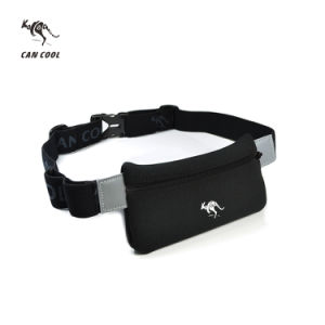 Neoprene Waist Bag Single Pouch for Phone (Style No.: WB01)