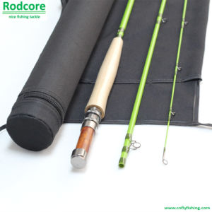 Green Leaf Gr805-3 Classic Moderate Fiberglass Fly Rod pictures & photos