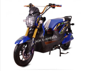 1200W Disk Brake Electric Motorcycle (EM-007) pictures & photos