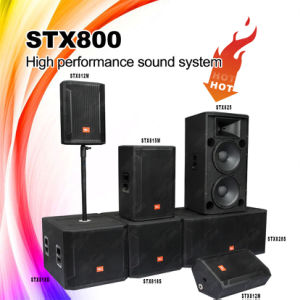 Portable PA System PRO Audio Hi-Fi Woofer Professional Stage Speaker pictures & photos