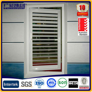 Aluminium Louvers and Shutter Windows pictures & photos