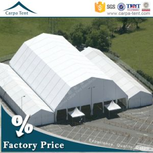 Large 50X60m Waterproof Wind Resistant Exhibition Polygon Tent by Carpa pictures & photos