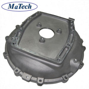 Mass Production Grey Iron Sand Casting Clutch Housing Cover for Metal Part pictures & photos