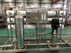 12t/H UV Sterilizer for Drinking Water Treatment Lines pictures & photos
