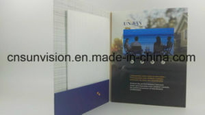 "Diamond Design 7""LCD Display Business Marketing Brochure pictures & photos"