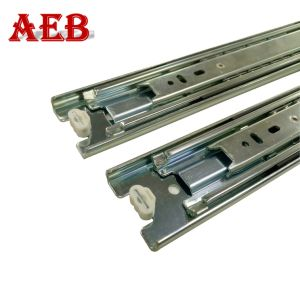 China Heavy Duty Slides Electrical Triple Extension 51mm Auto Popup