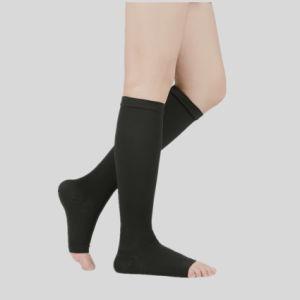 b14ae4f638 Women and Men Knee High 15-20 Mmhg Custom Running Sports Bonvolant Medical Compression  Socks