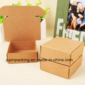 Custom Design Kraft Paper Box for Cosmetic (JP-box030) pictures & photos