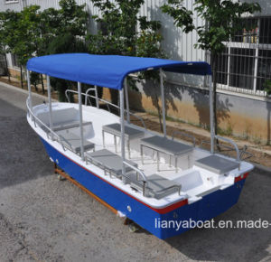 Liya 4.2-7.6m Small Fiberglass Boat Cheap Fishing Boats for Sale pictures & photos
