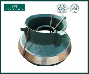Aftermarket American Cone Crusher, Telsmith, Nordberg, Symons, Terex,  Pegson, Powerscreen Concave and Mantle, Bowl & Mantle Liner Cone Crusher  Parts