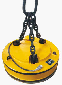 MW5 Series of Lifting Electromagnet pictures & photos