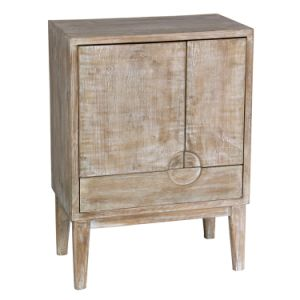 China Industrial Style 2 Doors Storage Furniture Cabinet China
