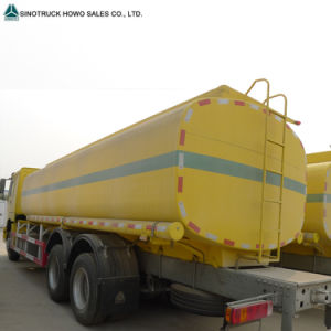 HOWO 6*4 Carbon Steel/Aluminium Alloy Fuel Tanker Truck pictures & photos