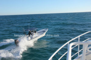 Liya 4 Stroke Outboard Engine Deep Sea Fishing Boats pictures & photos