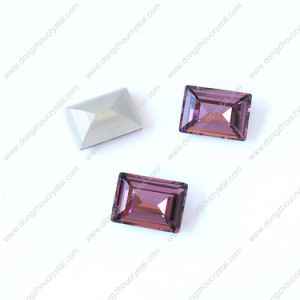 Rctangle Loose Crystal Components pictures & photos