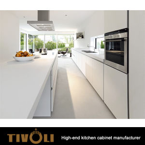 Flat Pack White Gloss Kitchen Set Modern Designs Tv 0145