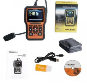Foxwell Nt510 Multi-System Scanner Support Multi-Languages Ship From Us pictures & photos