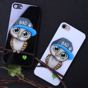 premium selection b78d7 24586 Customized Design Mirror Cellphone Protector Case for iPhone 7