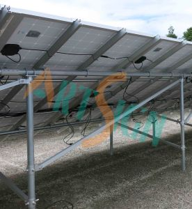 Xiamen Artsign Solar PV Ground Mounting Structure pictures & photos