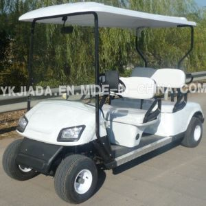 Manufactory 4 Seat Electrical Sightseeing Golf Car (JD-GE502A) pictures & photos