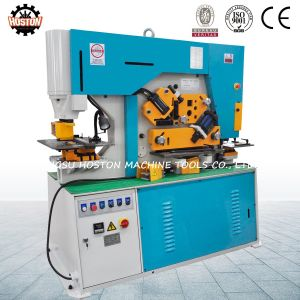 Hydraulic Punch and Shear Machine