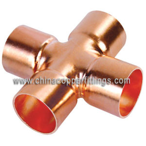 Four Way Copper Tube Malaysia pictures & photos