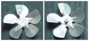 Aluminium Fan Blade with Hub pictures & photos