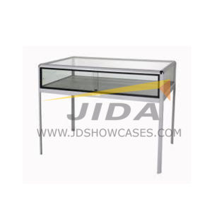 Glass Showcase Jewelry Table