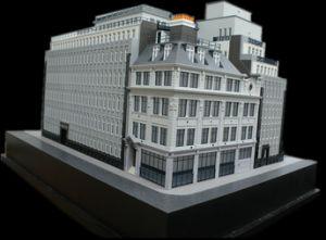 Scale Building Model Maker (JW-76)