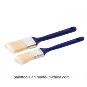 Angular Sash Brush with Plastic Handle B037 pictures & photos