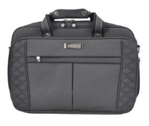 Deluxe Style Briefcase Laptop Bag for Travel (SM8280) pictures & photos