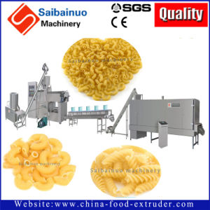 Commercial Pasta Process Machine Manufacturing Plant