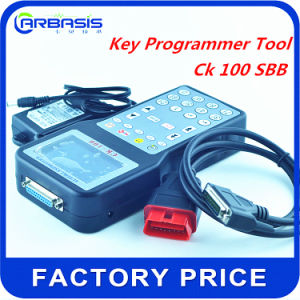 China Supplier Factory Direct Ck100 Key Programmer V99.99 Free Shipping Multi-Language Ck-100