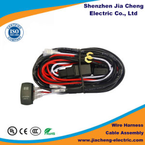 LCD Cable Assembly for Electronics Automotive Harness Manufacturer pictures & photos