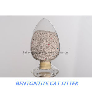 Bentonite Cat Litter pictures & photos