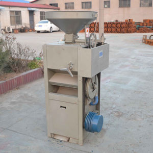 Sb-10d Combined Small Rice Sheller Machine pictures & photos