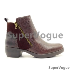 Comfortable Fashion Women Boots/Shoes Lady Boots/Shoes Ankle Boots Elastic Boot