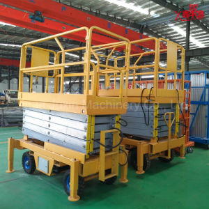 Hydarulic Scissor Lift Table Scissor Lift Working Platform pictures & photos